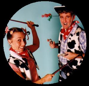 Cleetus & Luella Cowboys
